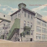 Niagara Silk Mills, North Tonawanda, postcard (c1910).jpg