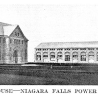 Powerhouse - Niagara Falls Power Co.. illustration (Greater Buffalo NY Undustrial Commercial, 1914).jpg