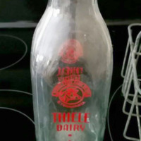 Thiele Dairy, milk bottle (c1970).jpg