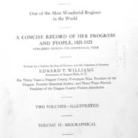 Niagara County 1821-1921 Vol 2, Biographical, book.pdf