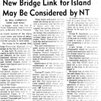 New Bridge Link for Island May Be Considered by NT, article (Tonawanda News, 1961-02-08).jpg