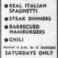 Oliver Hotel Restaurant, JA 9641, ad (Tonawanda News 1956).jpg