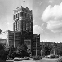 Wurlitzer North Tonawanda plant, photo (NTPL, c1972).jpg