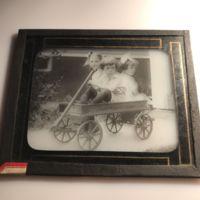 Girls in Auto-Wheel Coaster, magic lantern slide (c.1920) 5.jpg