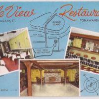 Isle View Restaurant, 791 Niagara Street, Tonawanda, photo postcard (c1955).JPG