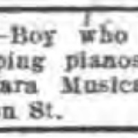 Niagara MIMC, WANTED Boy to Chip Pianos (Tonawanda News, c1913).jpg