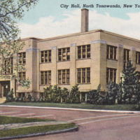 City Hall, Payne and Thompson, postcard (1950).jpg