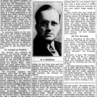 Two foremost shingle firms unite in merger, Weatherbest and Creo-Dipt, article (Tonwanda News, 1937-09-17).jpg