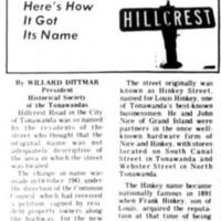 Meet Your Street - Hillcrest Road in Tonawanda (Tonawanada News, 1970-06-06).jpg