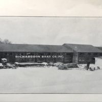 Richardson Boat Company factory, North Tonawanda, photo (c1929).jpg