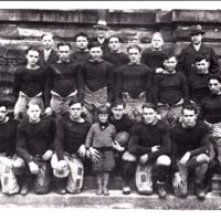 Felton High School football team, photo (Great Grandpa Olszowka, c.1925).jpg