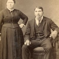 Portrait of a couple, W. H. Torrey studio, detail, photo cabinet card.jpg
