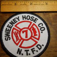 Sweeney Hose Co., NTFD, patch.jpg