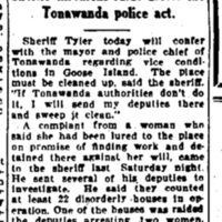 1925-6-09 Goose Island Cleanup, article (Buffalo Express).jpg