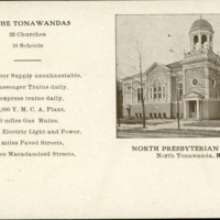 North Presbyterian Church, North Tonawanda, postcard (c1910).jpg