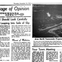 Council should look carefully before leaping into sale of slip, article (Tonawanda News, 1965-11-18).jpg