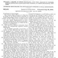 William A. Brauer, drum-beater patent (1910-07-26).jpg