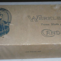 Werkley's Home Made Candies, 115 Goundry, illustrated box (c1940).jpg