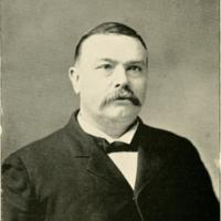 James Armitage, photo portrait (Landmarks of Niagara County, 1897 PD).jpg