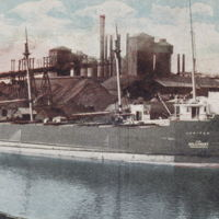 Tonawanda Iron and Steel, SS Jupiter, postcard detail1 (c1910).jpg