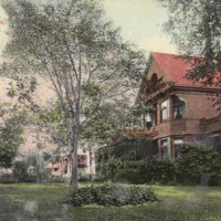 de Kleist home on Goundry Street, postcard (c1905).jpg