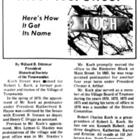 Meet Your Street - Koch Street (Tonawanada News, 1971-01-25).jpg