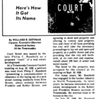 Meet Your Street - Court, Rumbold (Tonawanada News, 1971-06-24).jpg