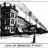 View of Webster Street, illustration (1893-08-05 Tonawanda News).jpg