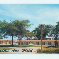 Modern Aire Motel, 1346 Sheridan, photo postcard (c1955).jpg