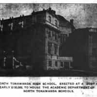 North Tonawanda High School, Felton, photo (TEN 1913-12).jpg