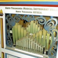 North Tonawanda Musical Instrument Works band organ, photo (c1910).jpg