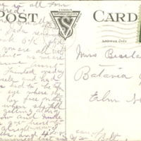 Post Office, North Tonawanda, postcard (1919-10) reverse.jpg