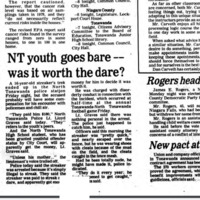 NT Youth goes bare-was it worth the dare, article (Tonawanda News, 1979-11-20).jpg