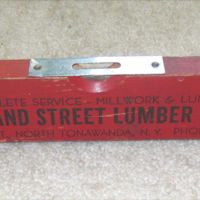 Island Street Lumber Co, North Tonawanda, level and ruler.jpg