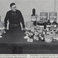 Du Pont products developed at Niagara Falls plant, 1930 vs 1951, photo (Better Living, 1951).jpg