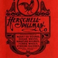 Herschell-Spillman catalog, cover (1904).jpg