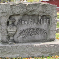 Judd, G.L., photo of grave in Sweeney Cemetery.png