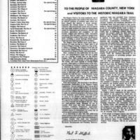 Niagara Trail Bicentennial Publication, introduction and legend (Ton News 1975-08-23).jpg