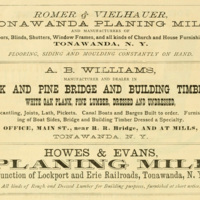 Romer and Vielhauer, A. B. Williams, Howes & Evans, ads (Commerce, Manufactures and Resources of Buffalo and Environs, 1880).jpg