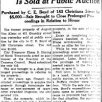Former Von Kleist Property Is Sold at Public Auction, article (1936-10-03).jpg