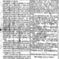 Tomorrow It Comes, electricity to be transmitted from Niagara Falls to Buffalo, article (Tonawanda News, 1896-11-13).jpg