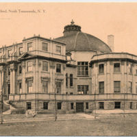 Felton High School, North Tonawanda, postcard (c1910).jpg