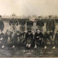 NT High School football, team photo (John Olszowka, 1923).jpg