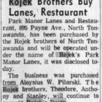 Rojek brothers buy lanes, restaurant (1961-06-10).jpg