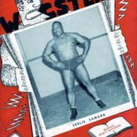 Four Corner Wrestling Club, program, cover (1950-02-03).jpg