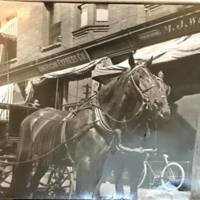 Horse-drawn hearse, Wattengel Funeral Home, photo (Shared by Joe Mantione).jpg