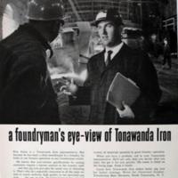 Tonawanda Pig Iron, American Standard, photo ad (1963).jpg