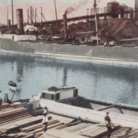 Tonawanda Iron and Steel, SS Jupiter, postcard detail2 (c1910).jpg