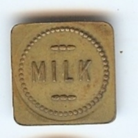 Felton Grade School North Tonawanda NY Lunch Milk Token-back .jpg