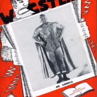 Four Corner Wrestling Club, program, cover (1950-05-12).jpg
